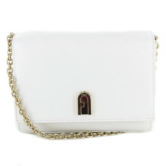 Furla kleine handtassen - avondtassen wit
