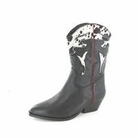 Tango laarzen zwart